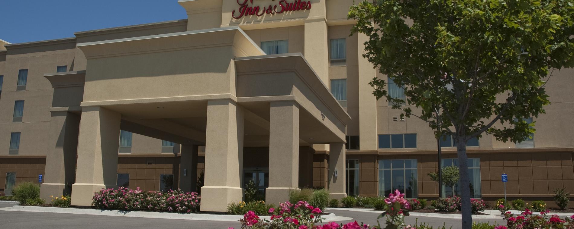 Hampton Inn NE Exterior Visit Wichita