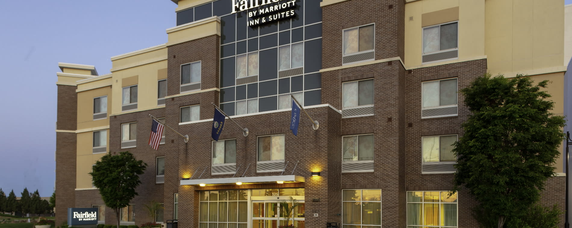Fairfield Inn and Suites by Marriott Downtown