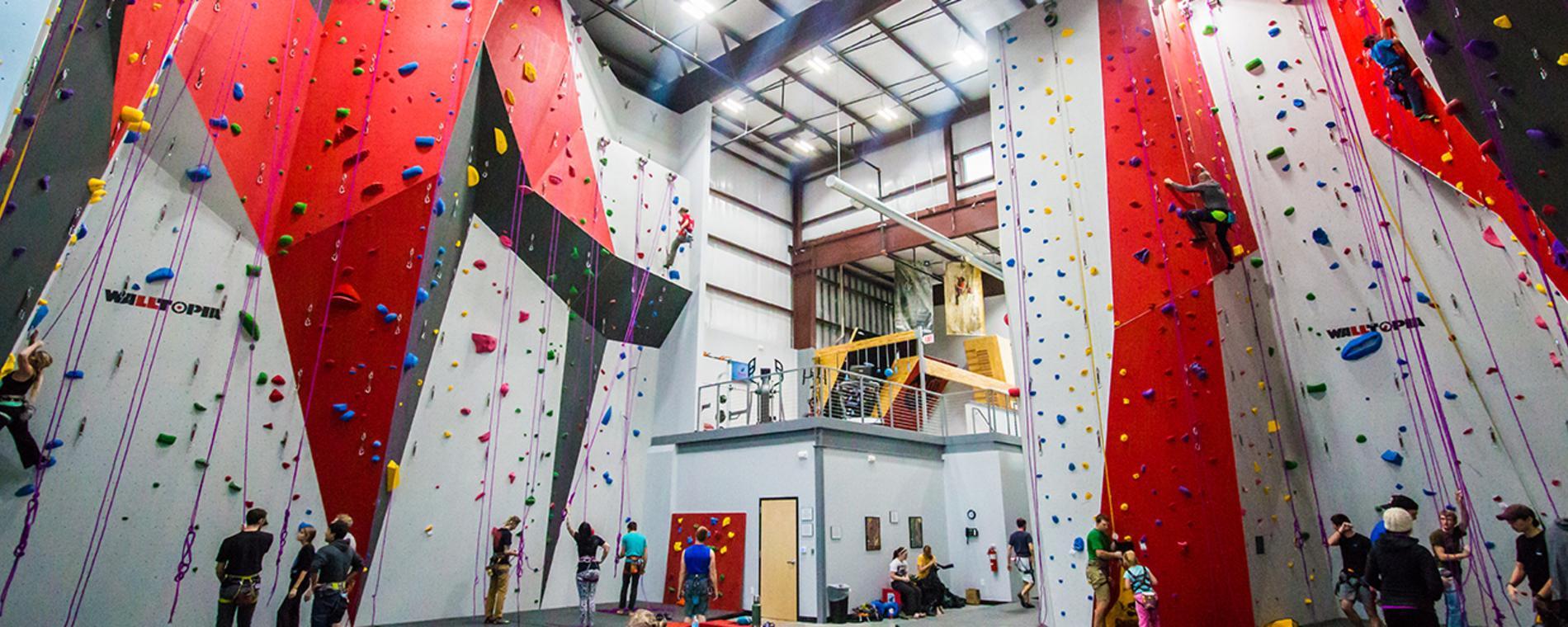 Bliss full wall & climbers
