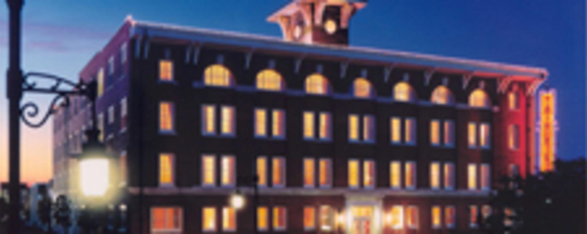 Hotel At Oldtown