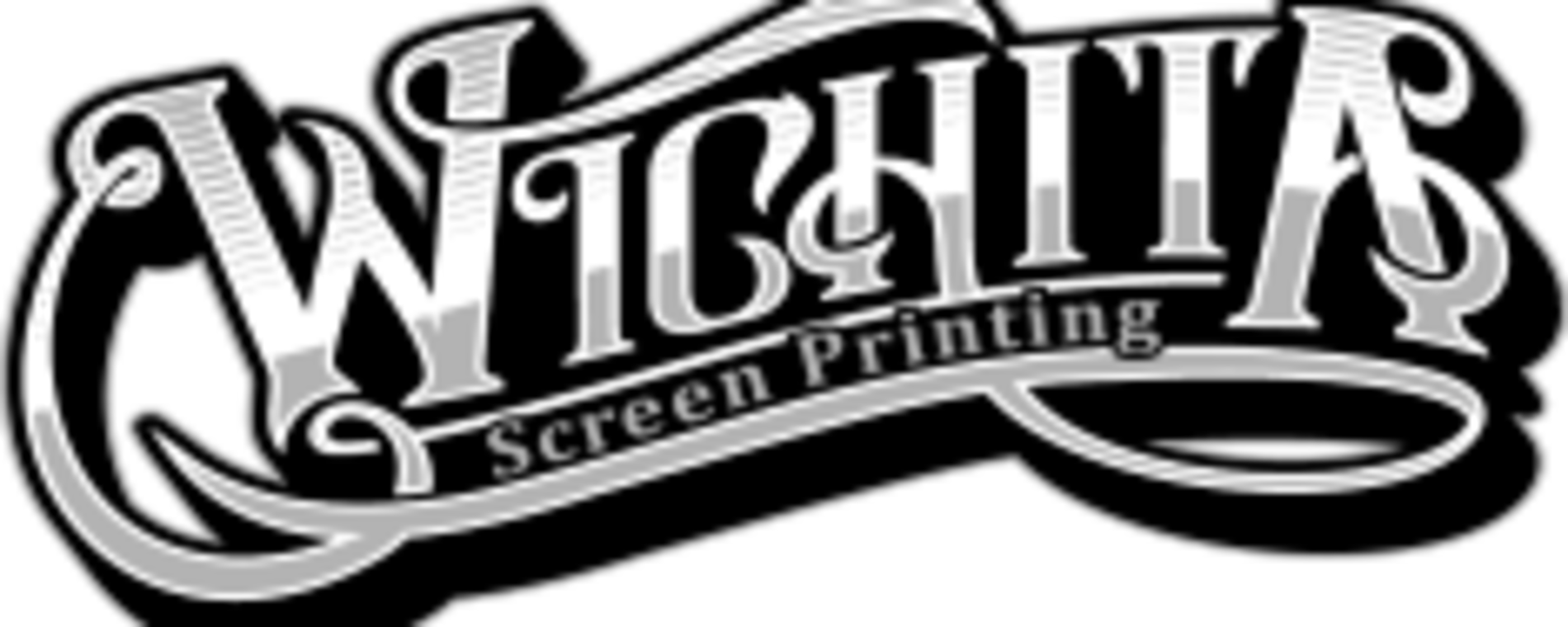 Wichita Screen Printing logo Visit Wichita
