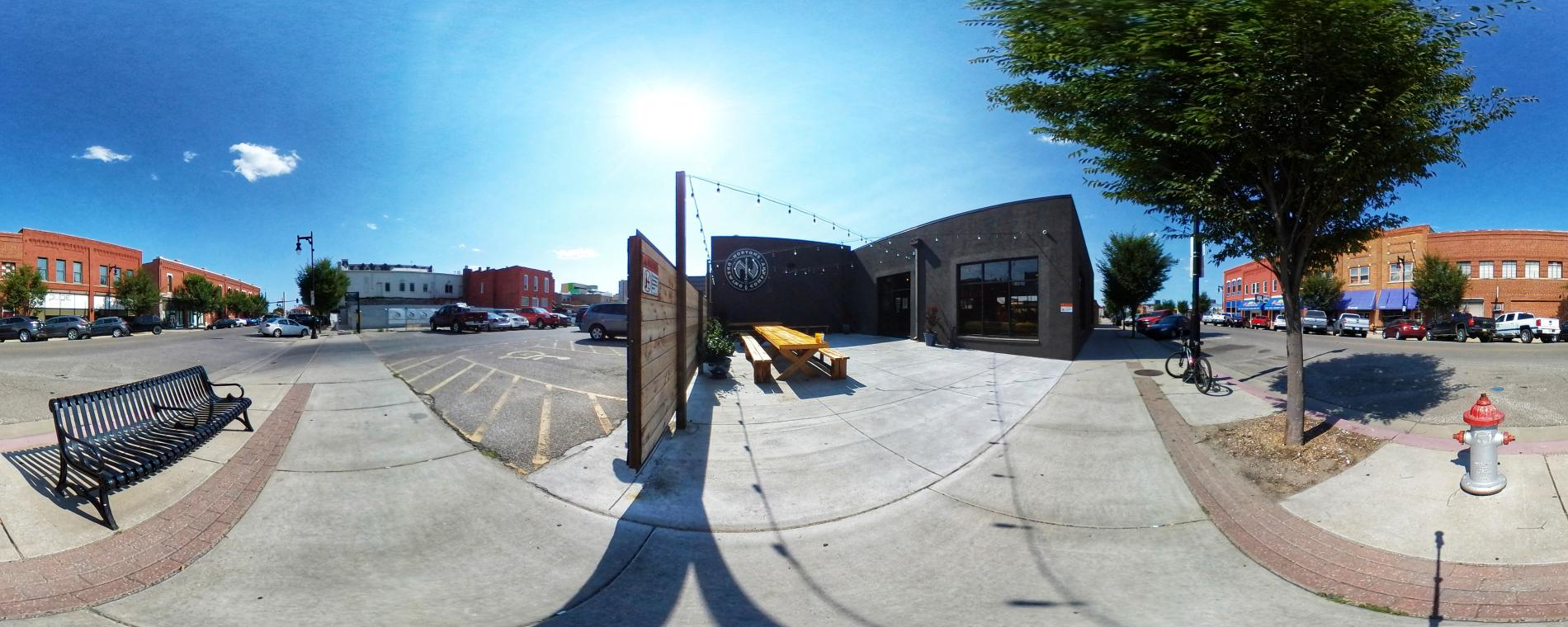 360 View of Nortons Brewing Company
