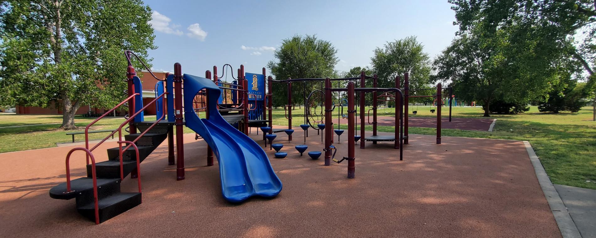 Osage Park - Playground