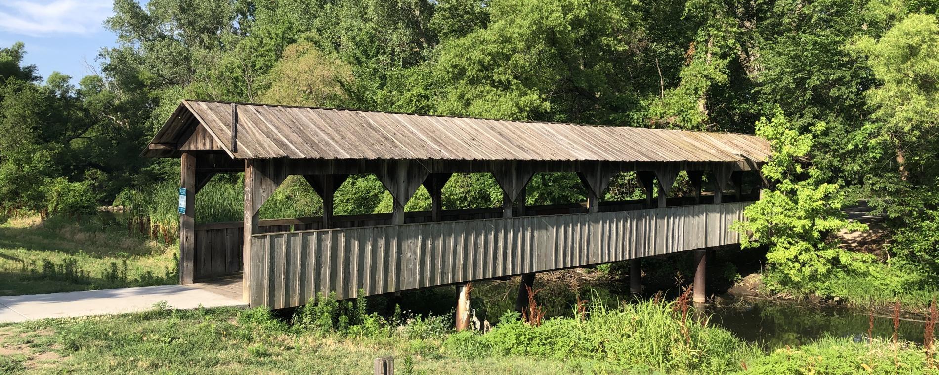 Sedgwick County Park Bridge