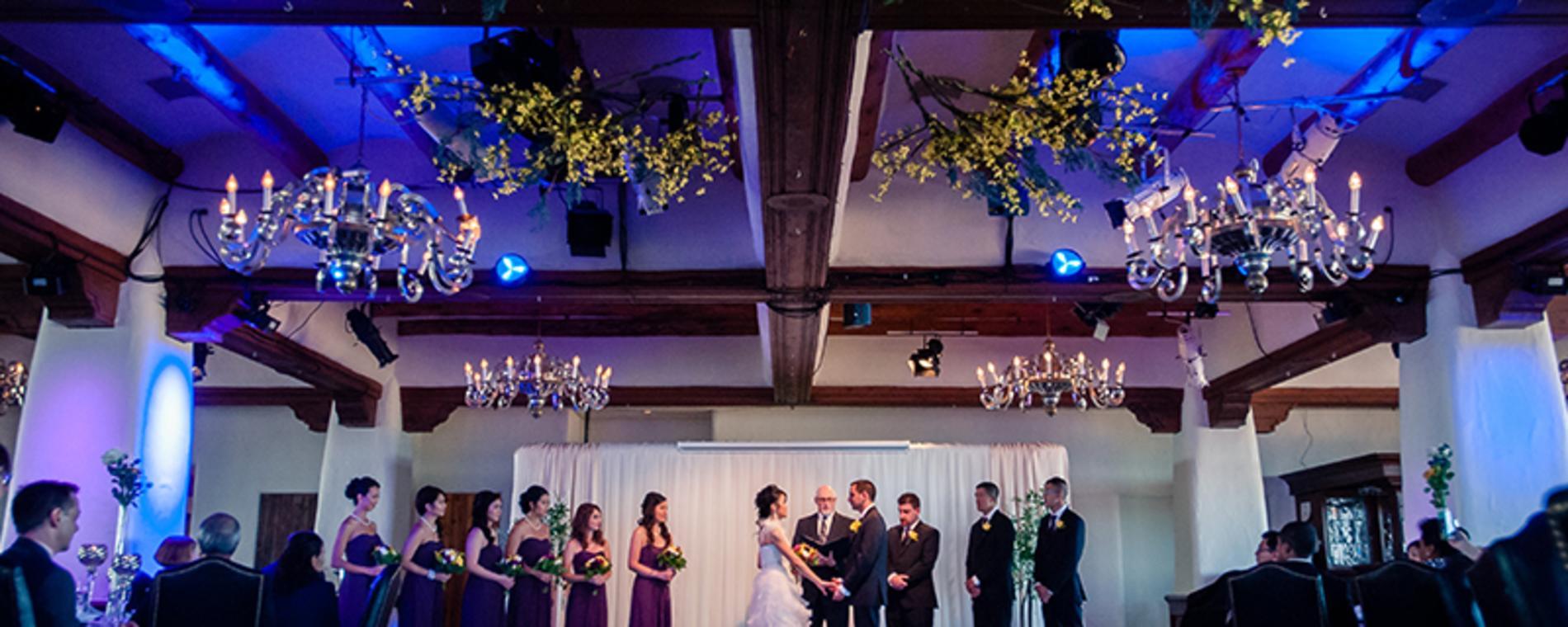 Petroleum Club Wedding Venue