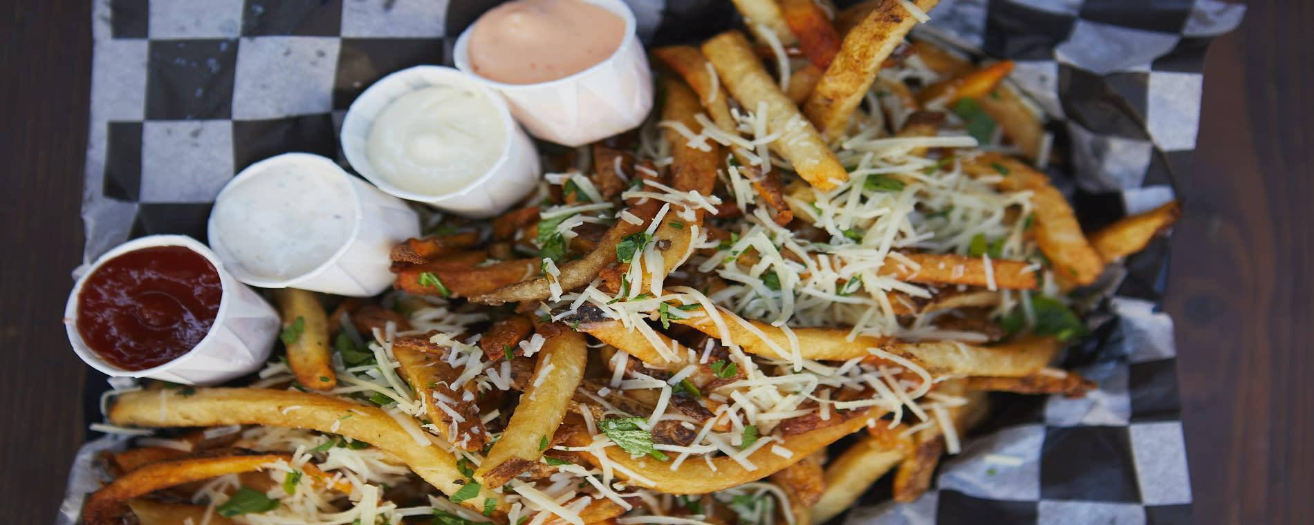 Dempseys Fries