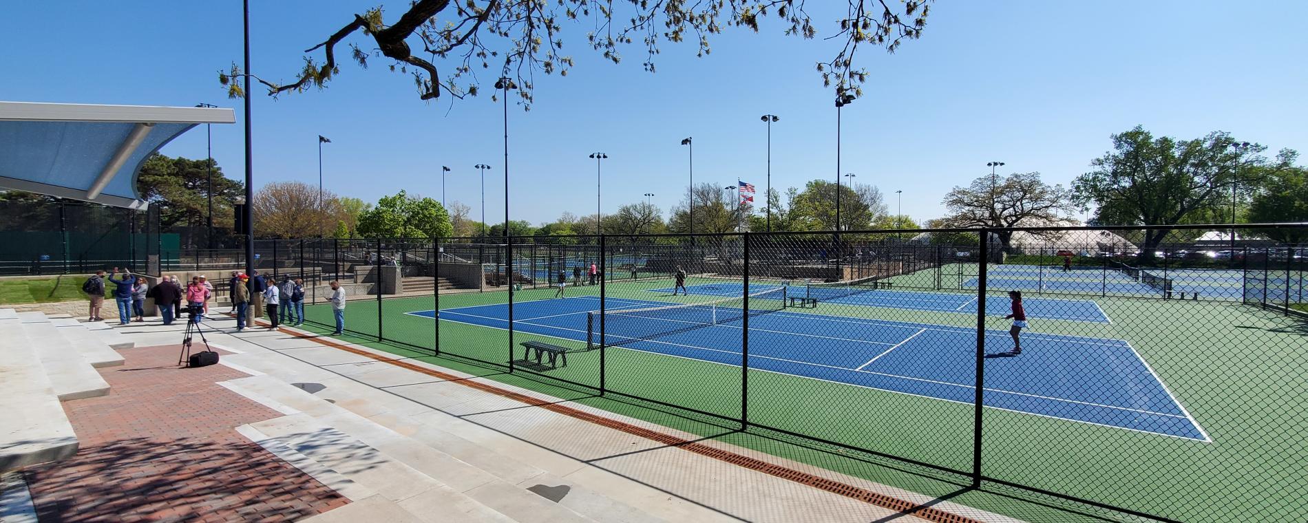 Ralph Wulz Riverside Tennis Courts