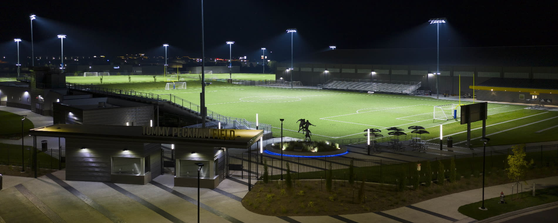 Stryker Sports Complex Tommy Peckham Field