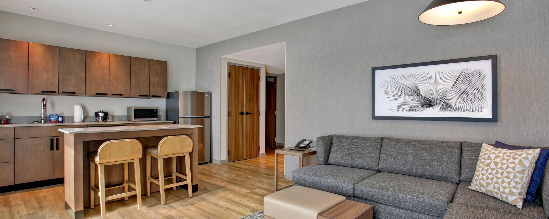 Suite Cozy Corner Hyatt Place partner provided Visit Wichita
