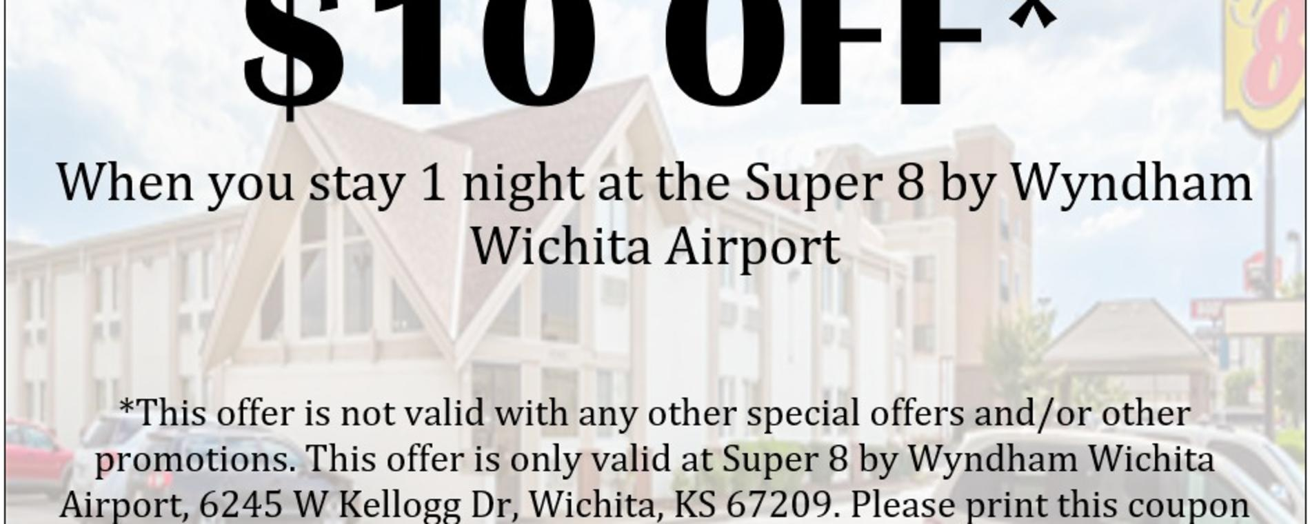Super 8 Coupon