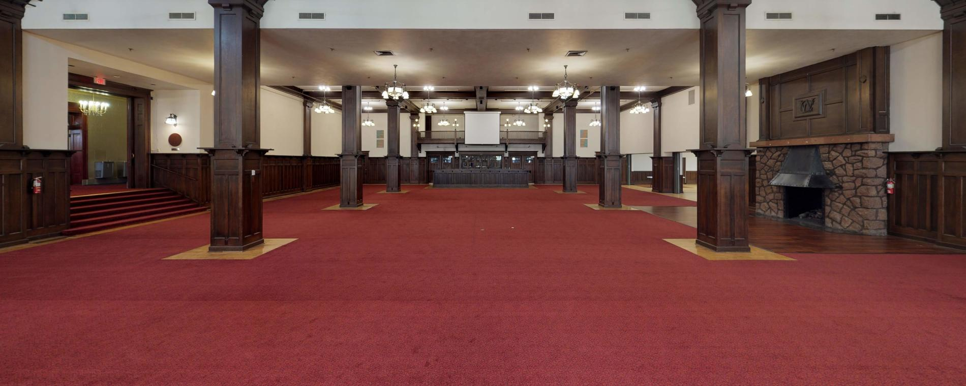 TempleLive Venue Ballroom
