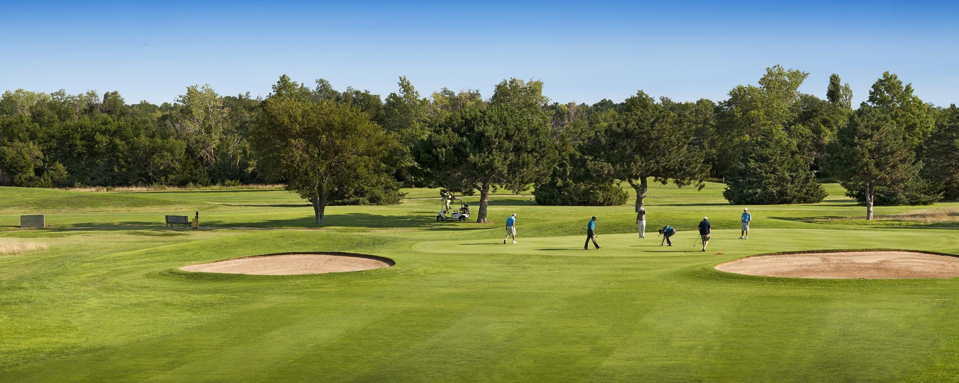 Tex Consolver Golf Course