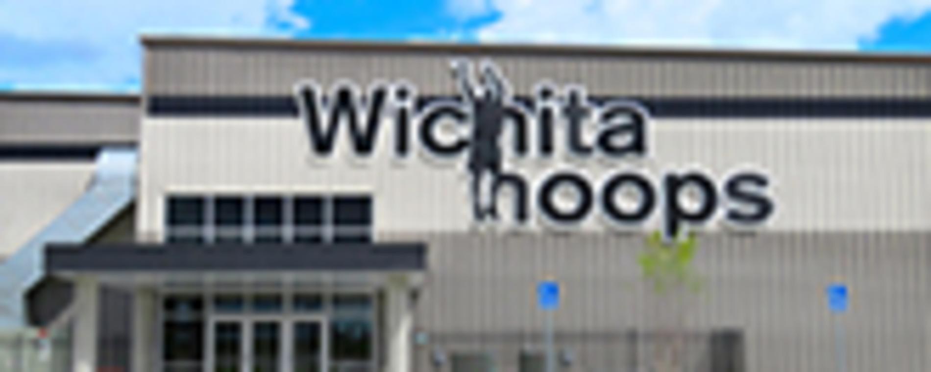 Wichita Hoops Building Front