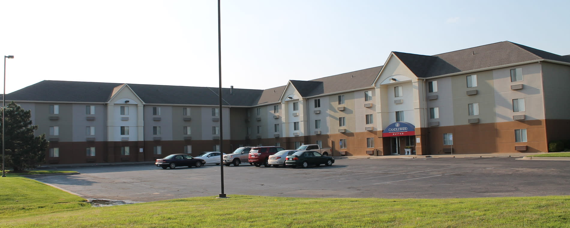 Candlewood Suites North Wichita