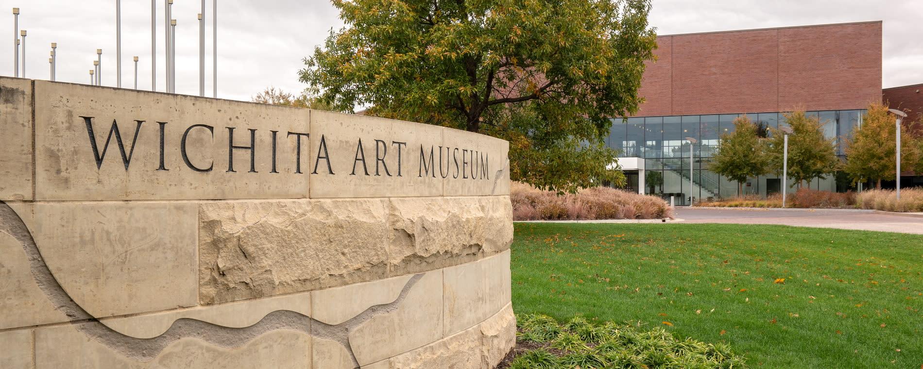 Wichita Art Museum Entrance