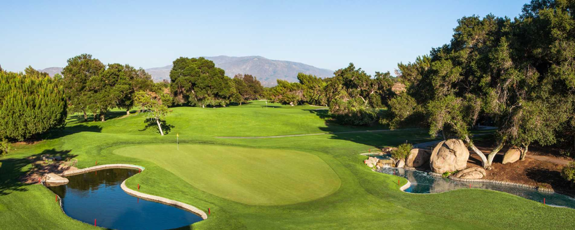 Golf Course - Temecula Creek Inn