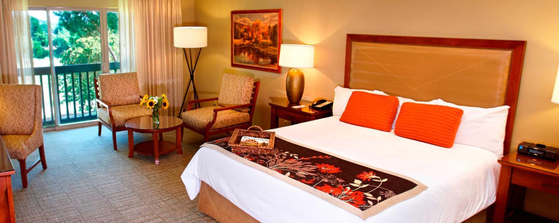 Guest Room - Temecula Creek Inn