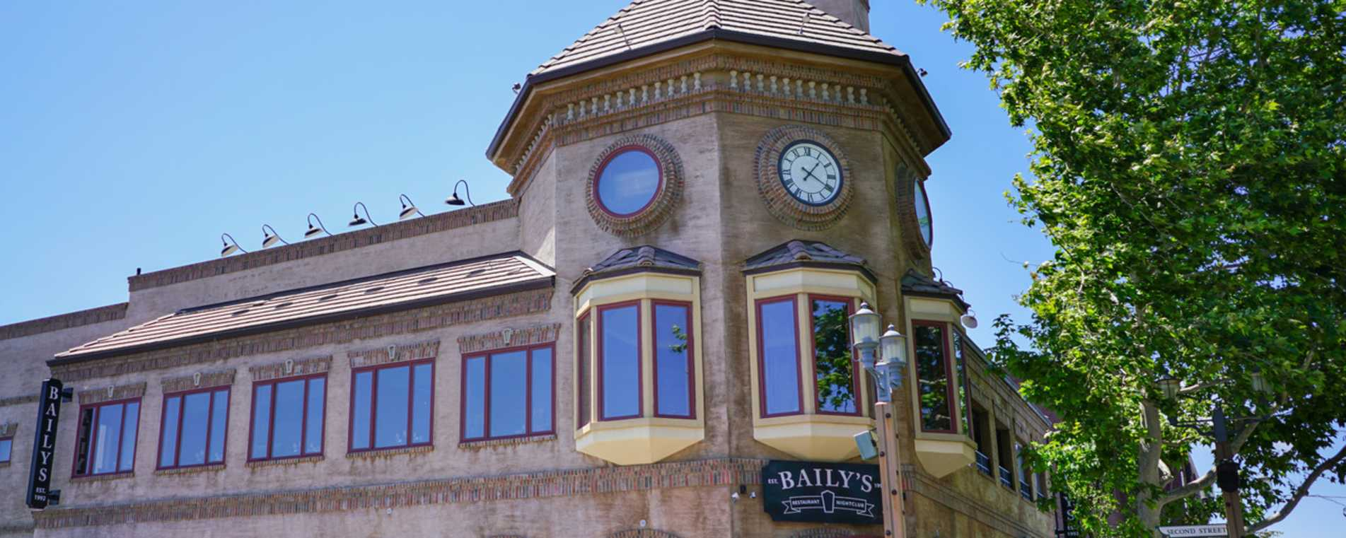 Exterior - Baily's Old Town Temecula