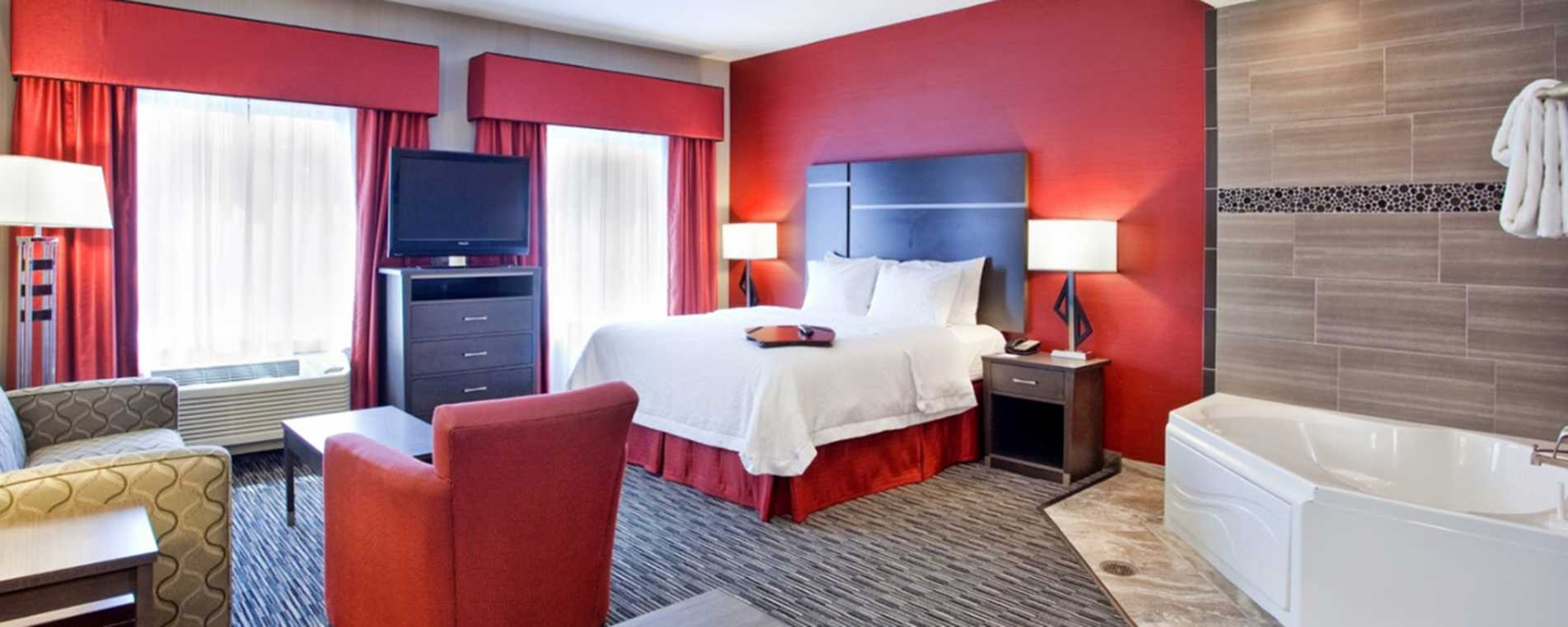 King Room- Hampton Inn & Suites Temecula