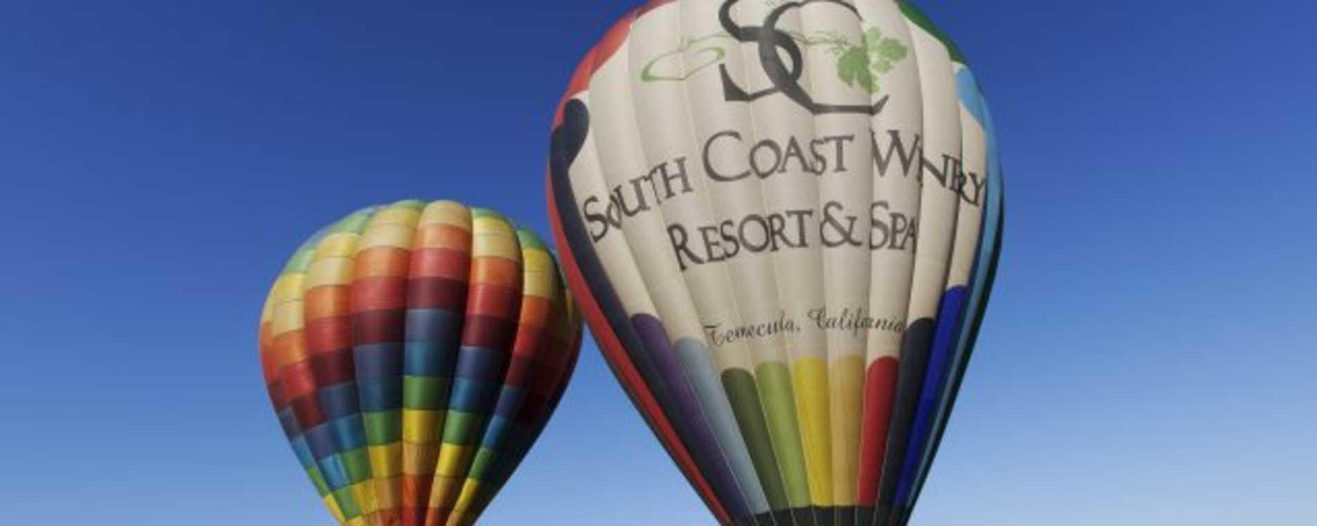 Hot Air Balloon Package