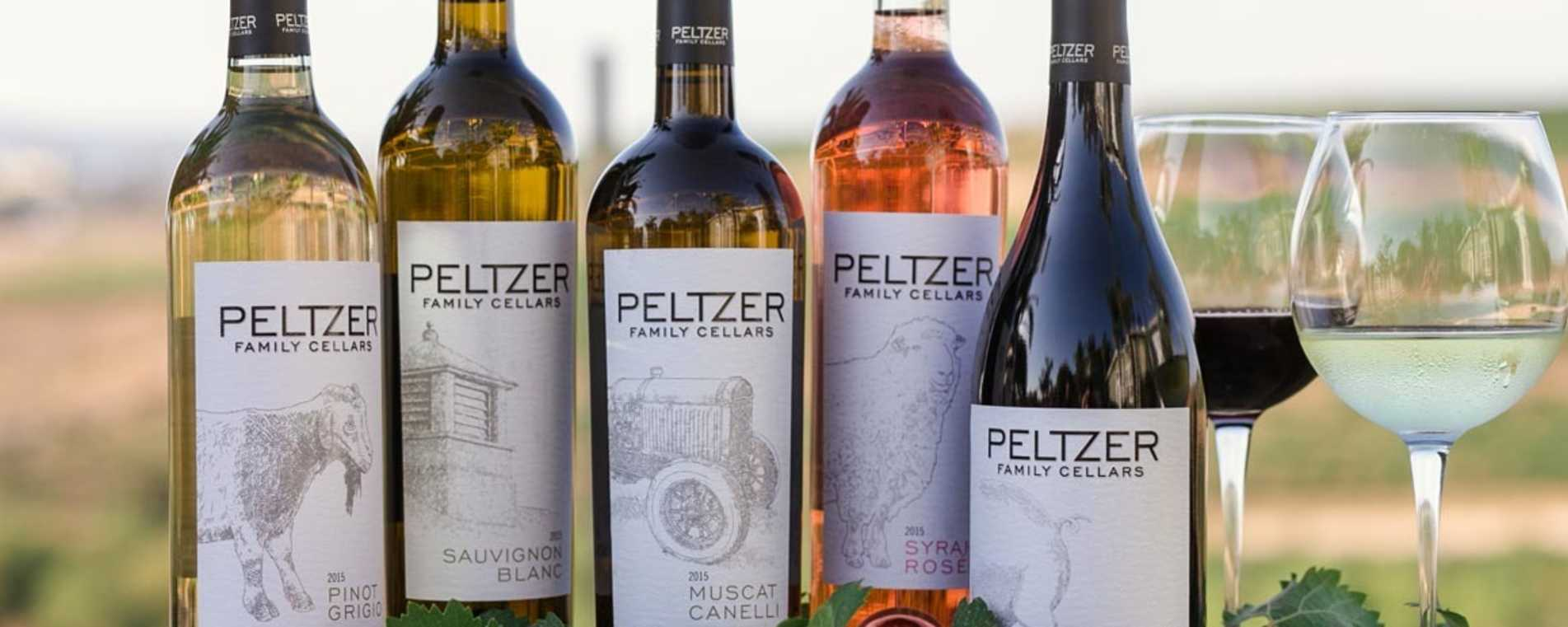 Peltzer Winery Wines - Temecula