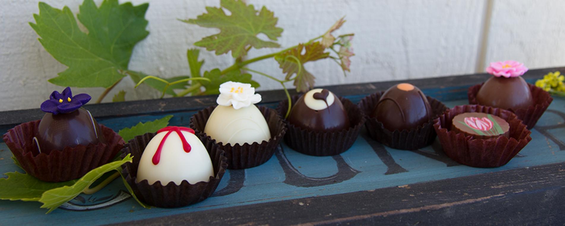 Sugarplum chocolates
