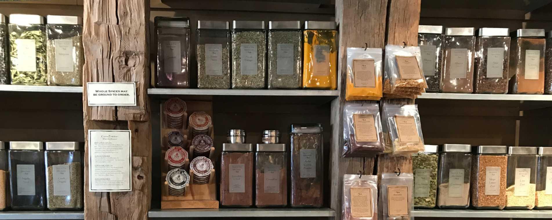 Old Town Spice & Tea Merchants - Temecula