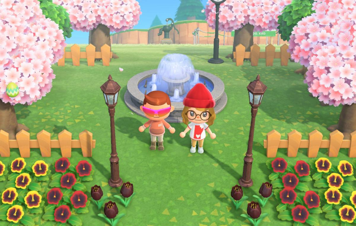 Animal Crossing with Friends