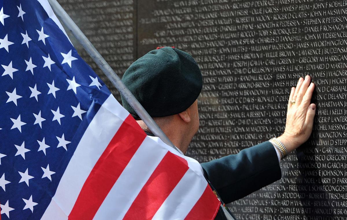 Vietnam Vets Memorial D