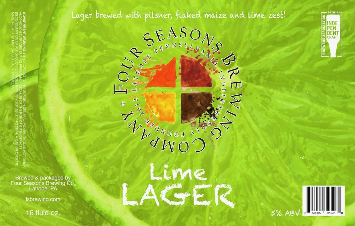 Lime Lager Four Seasons