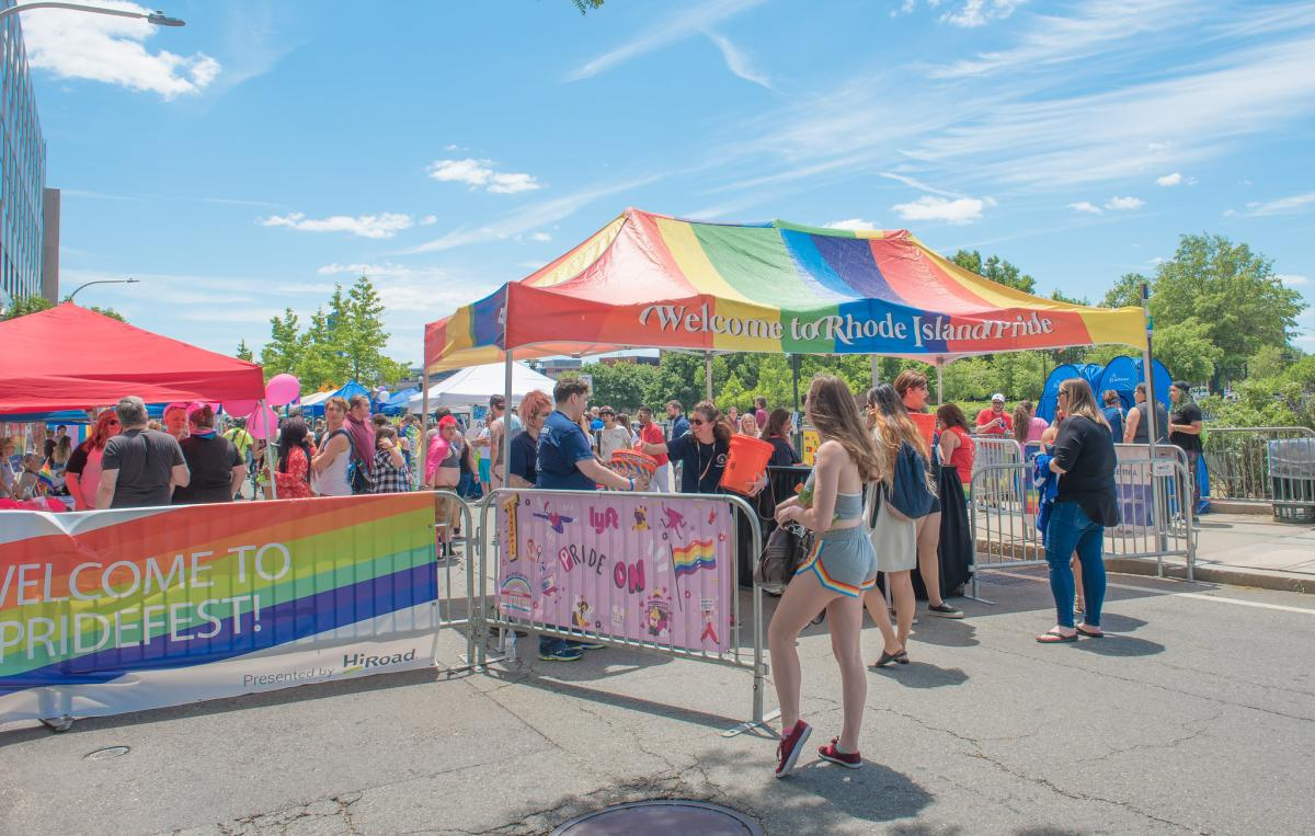 Pride Entry Gate 2018
