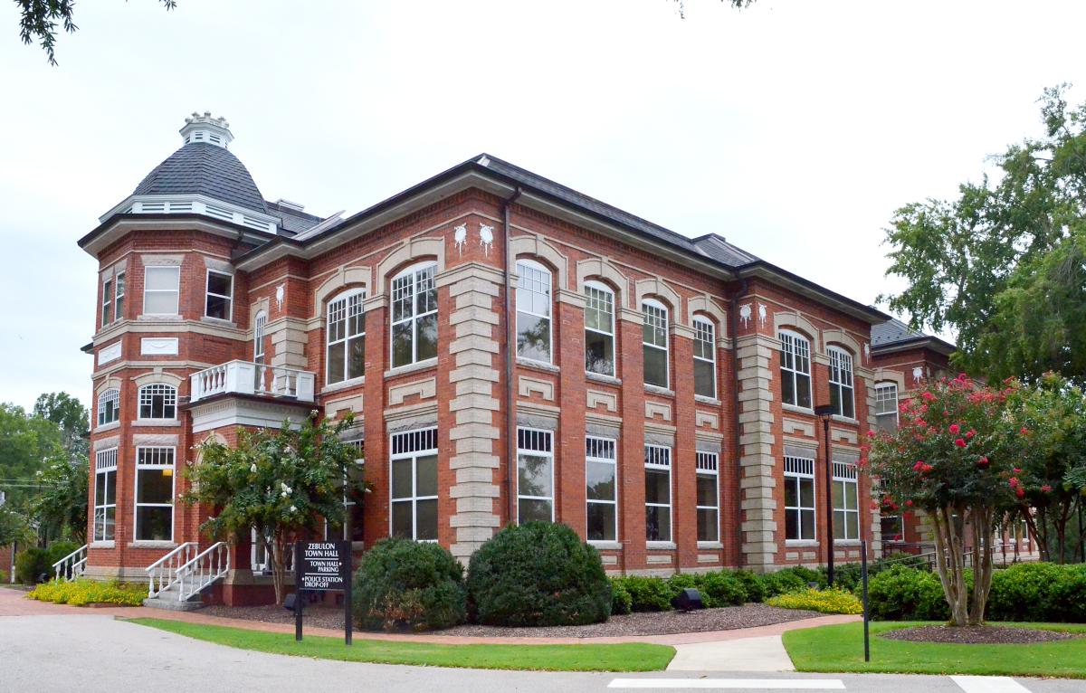 Zebulon Town Hall