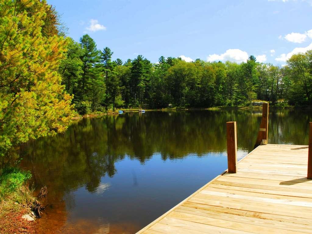 Bowdish Lake Campground