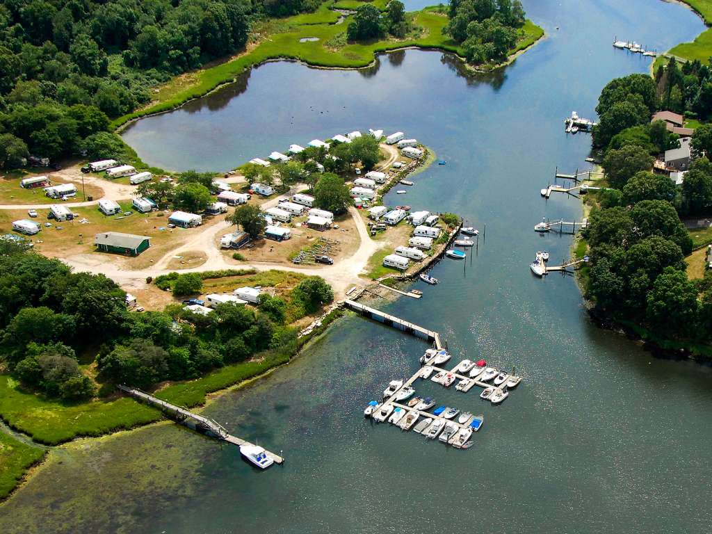 Long Cove Marina and Campground