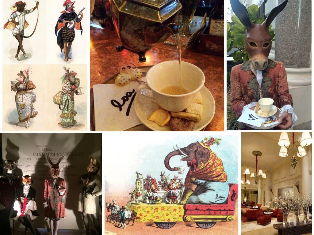 Enchanted Tea Party