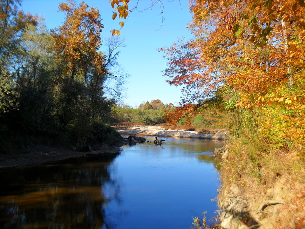 Buttahatchee River