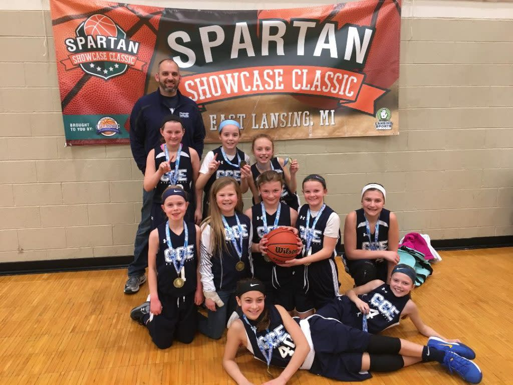 2018 Spartan Showcase Girls Champs 5
