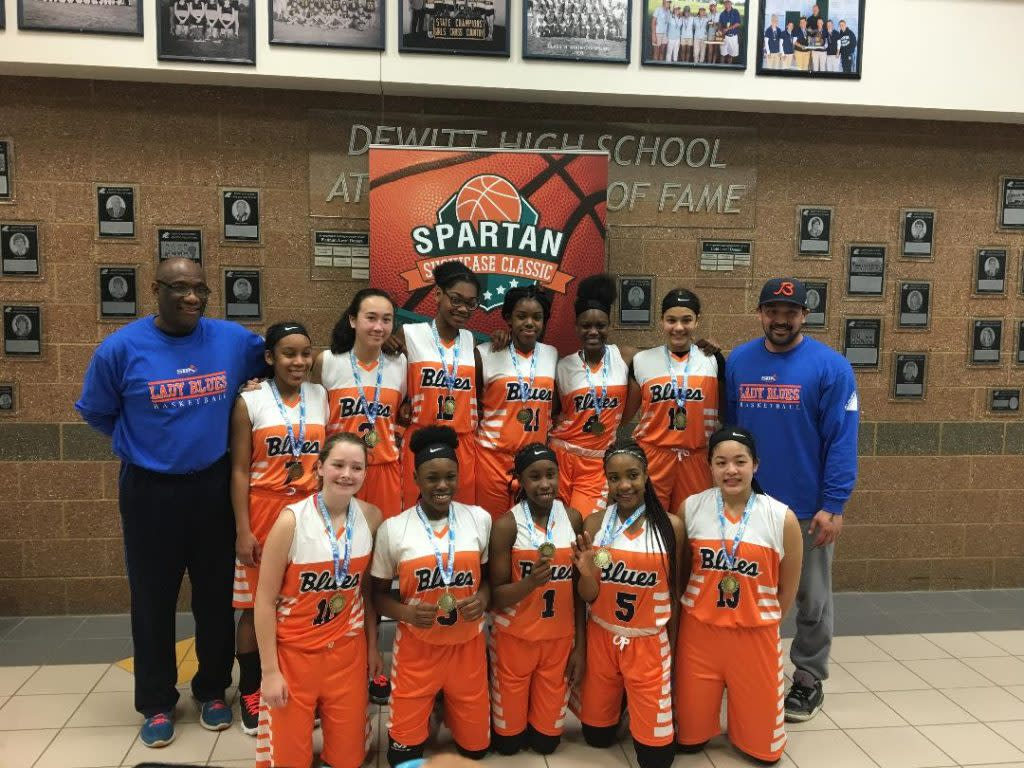 2018 Spartan Showcase Girls Champs 6