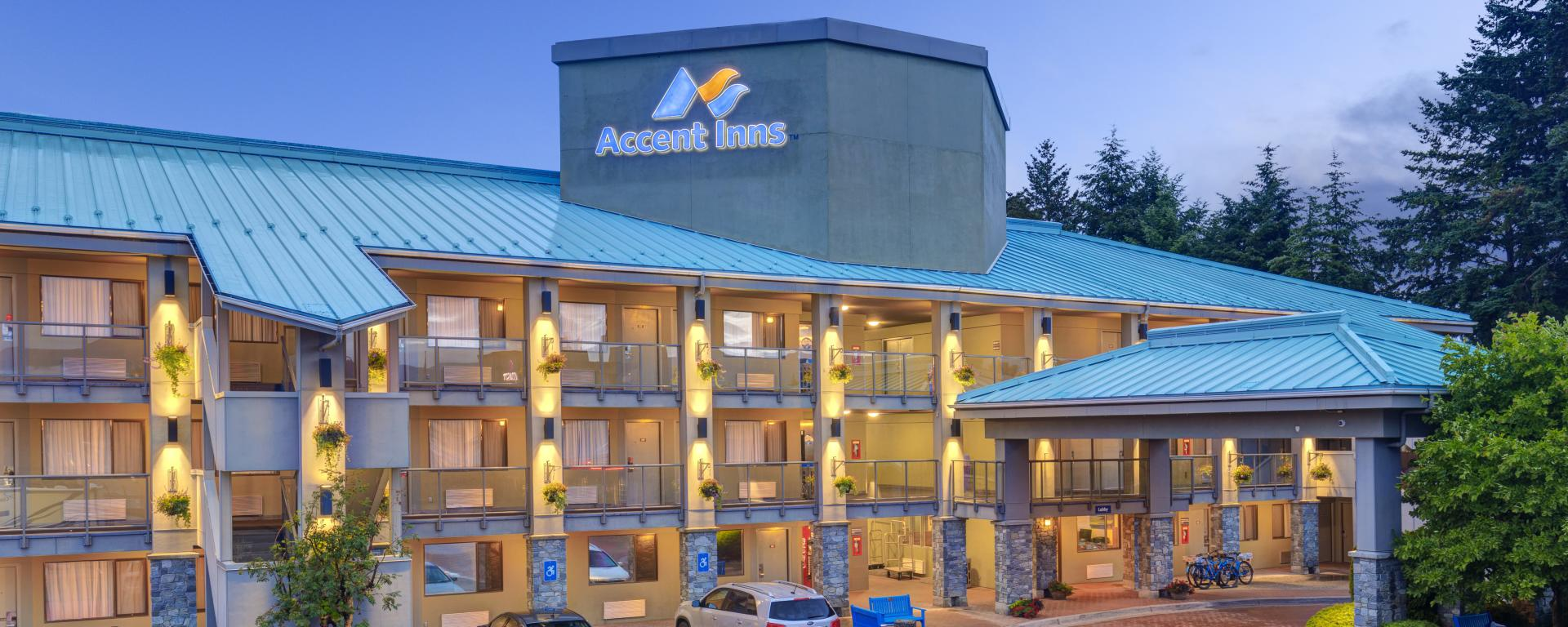 Exterior Image 1 Accent Inns