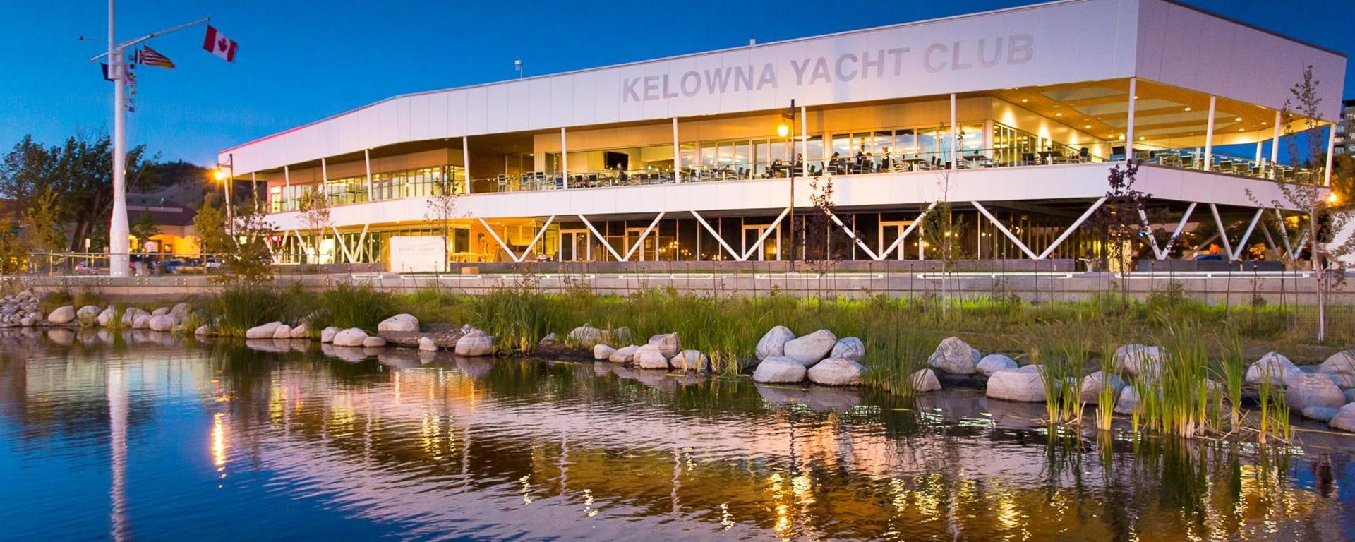 Exterior Yacht Club
