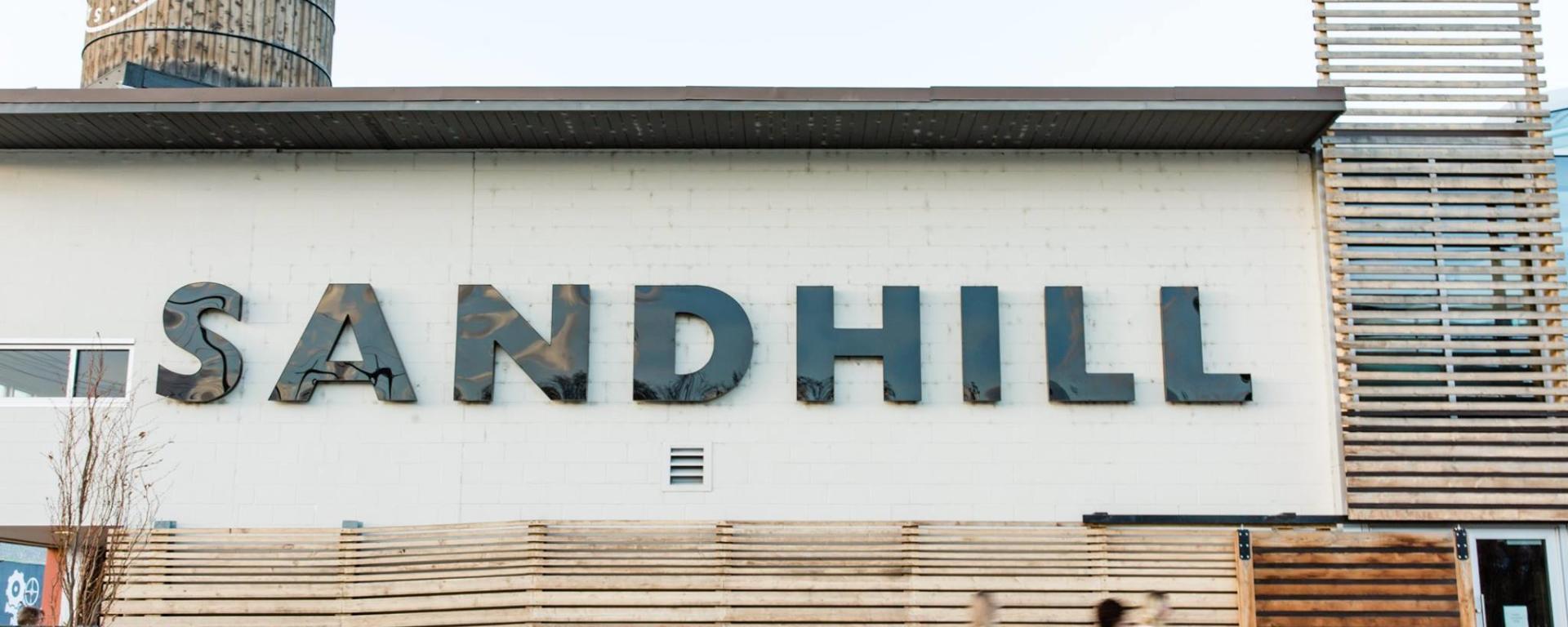 Sandhill Exterior