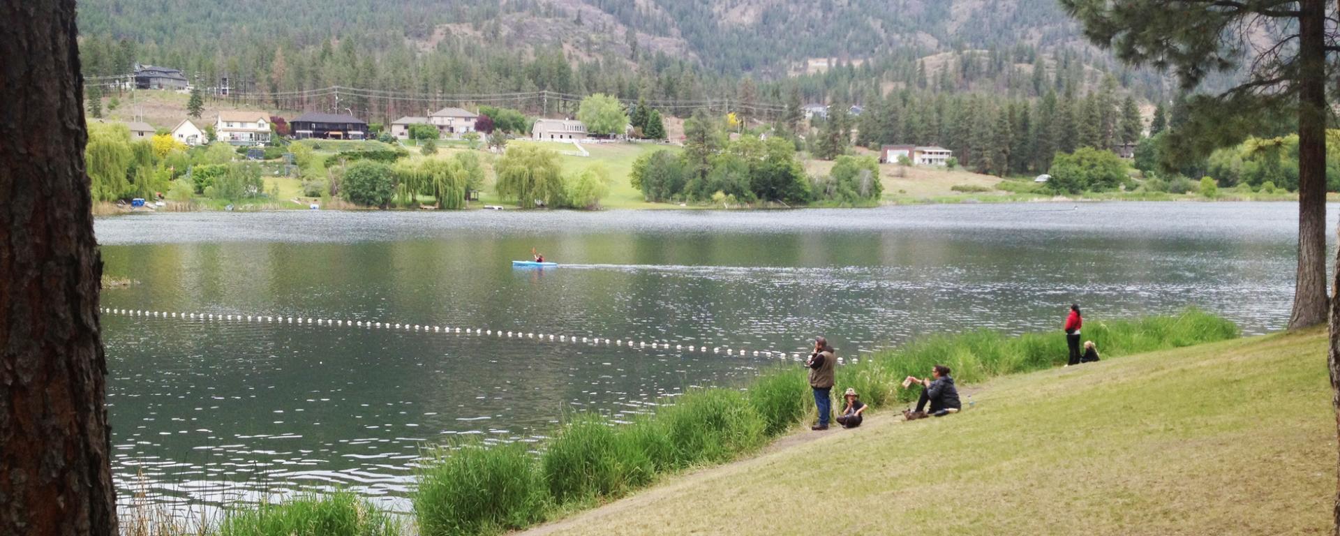 Shannon Lake Regional Park 1