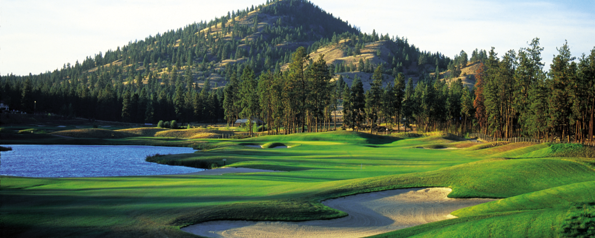 Okanagan Golf Club - The Bear Header 1
