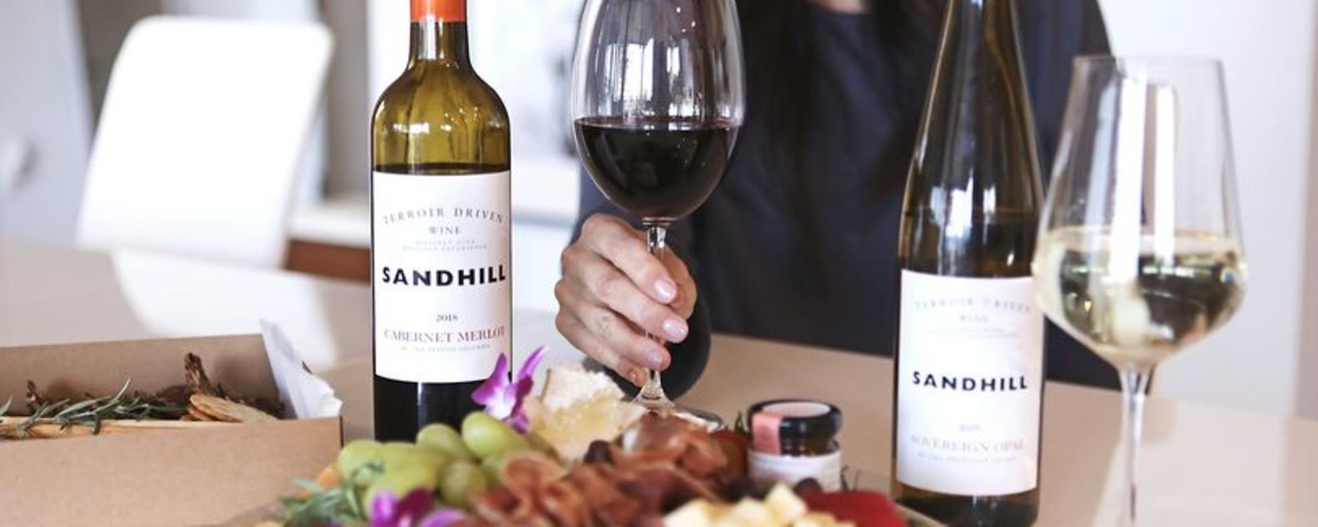 Graze & Sandhill Wines