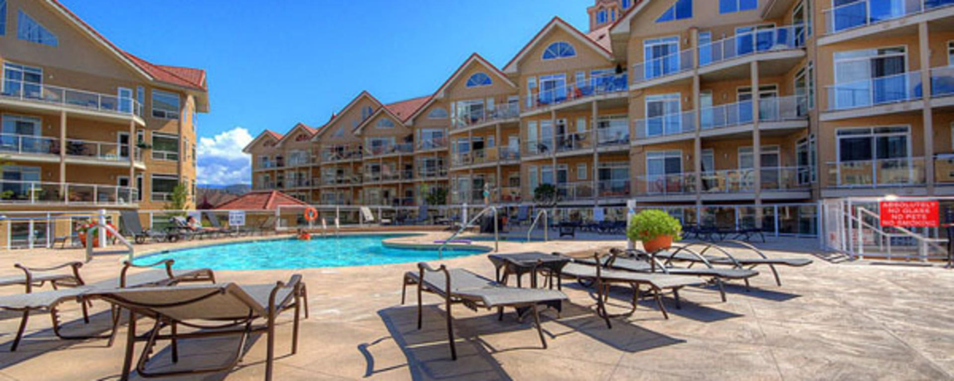 Kelowna Resort Accommodations Image