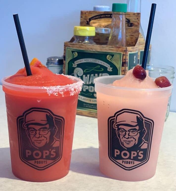 Pop's Cocktails