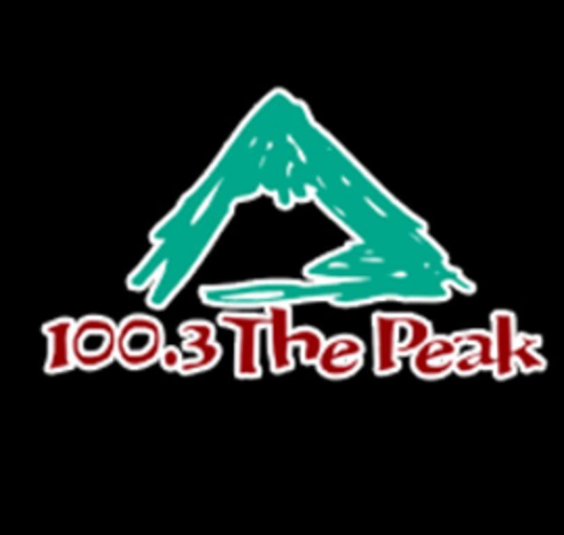 KPEK-FM 100.3 The Peak