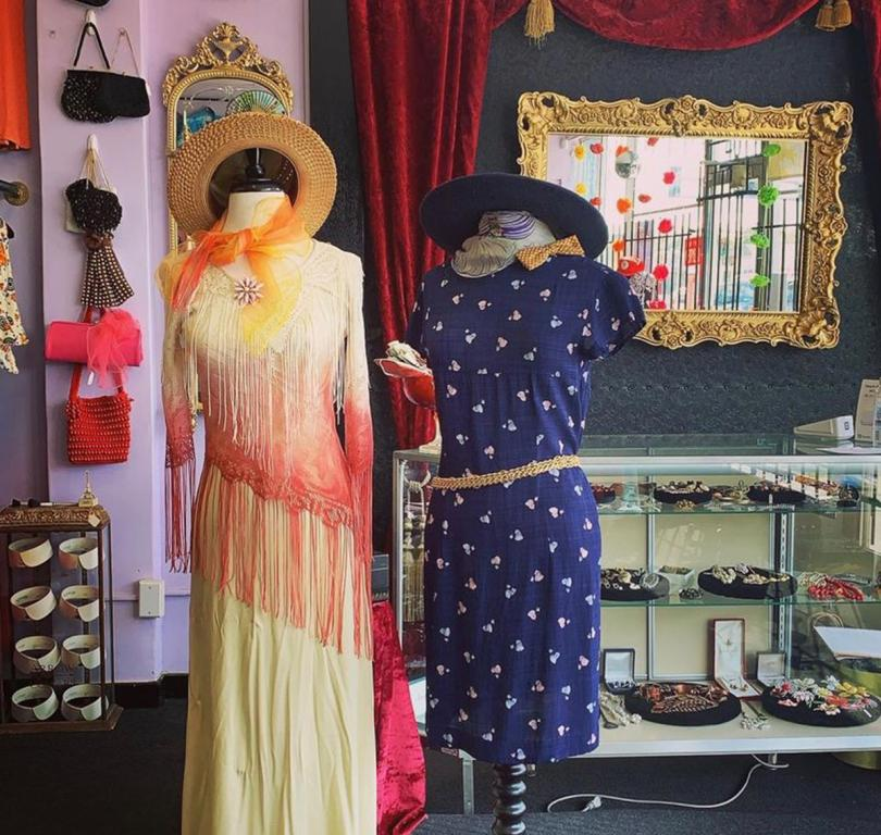 1960's Dresses and Hats