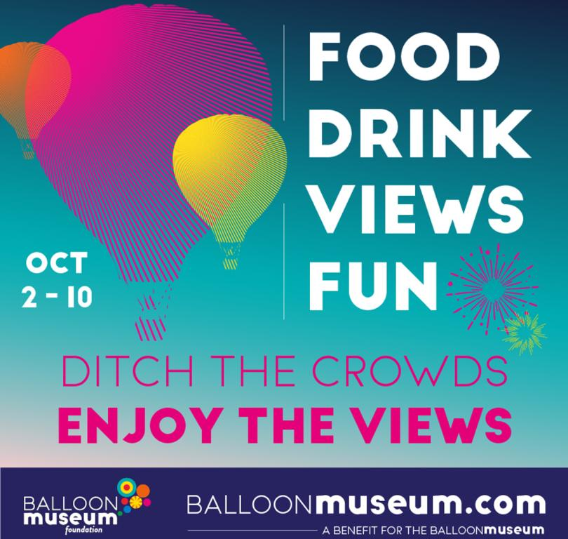Elevated Viewing Events at the Balloon Museum