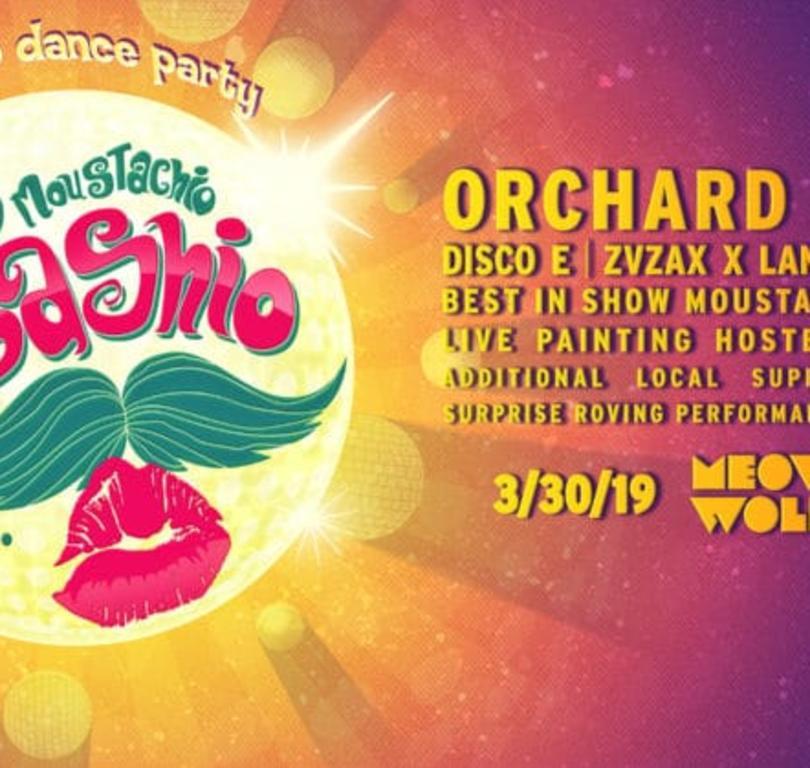 4216acc8e9 Mustachio Bashio s 13th Annual Alter Ego Dance Party